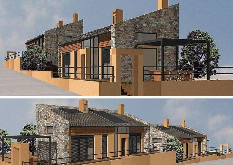 2 Eco Houses