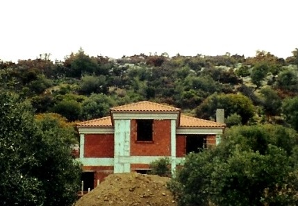 HOUSE IN THASSOS
